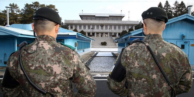 North and South Korean officials are expected to meet again on Monday to discuss the Hermit Kingdom's art troupe's visit to the Winter Olympics.