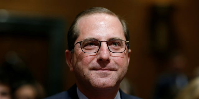 Alex Azar is the second person President Trump has picked to lead the Department of Health and Human Services.