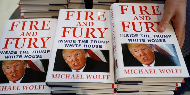 """When """"Fire and Fury,"""" a scathing, tell-all book about the Trump White House hit the shelves, and the president used his former opponent to criticize the media coverage of it."""