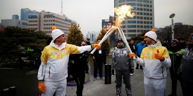 The Winter Olympics in Pyeongchang will run between Feb. 9 and Feb. 25.