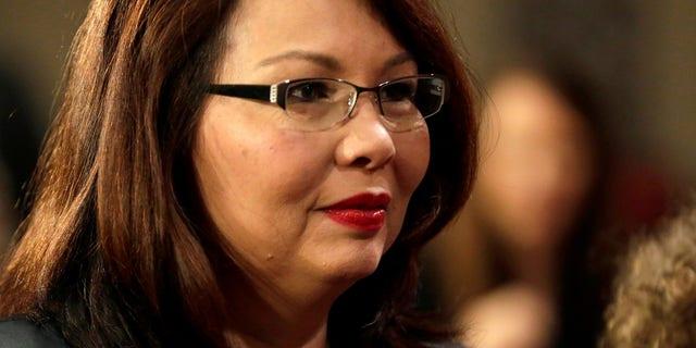 FILE -- Senator Tammy Duckworth (D-IL) , January 3, 2017.