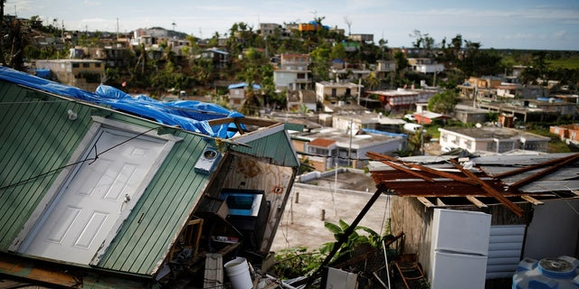 A study said the Hurricane Maria death toll in Puerto Rico exceeds 4,600 people.