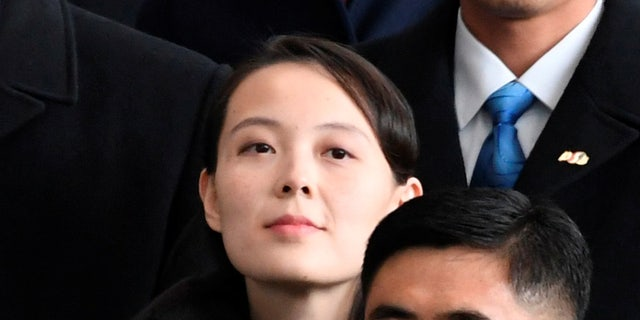 Kim Yo Jong, the sister of North Korean leader Kim Jong Un, attended the Olympic Games opening ceremony in the South. She will be the first member of North Korea's ruling family to visit the South in about 60 years.