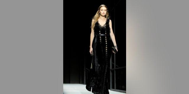 Gigi Hadid walked in several shows, including for Bottega Veneta over the weekend.