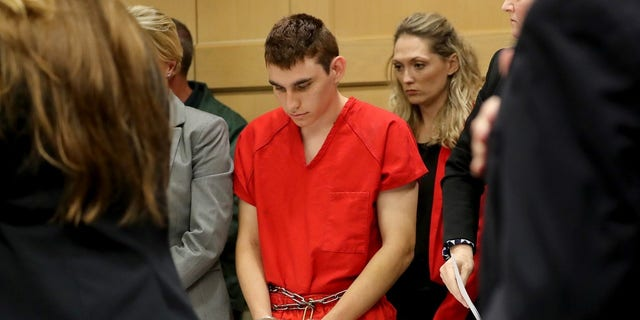 Nikolas Cruz appears in court for the second time. He was charged with 17 counts of premeditated murder.