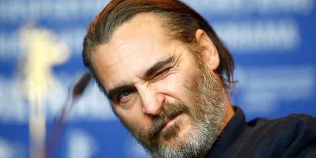 "Joaquin Phoenix is in the running for best actor at this year's Oscars for his role in ""Joker."""