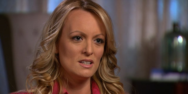 "Stormy Daniels appeared on CBS' ""60 Minutes"" Sunday night."