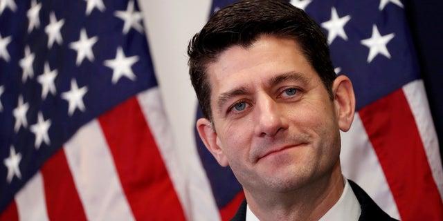 Paul Ryan became House Speaker in October 2015.