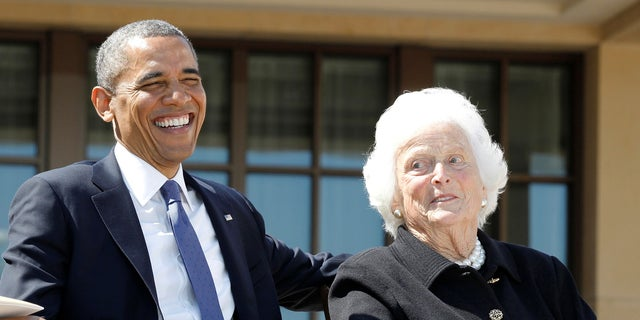 Former President Barack Obama is expected to attend the funeral along with his wife, former first lady Michelle Obama.