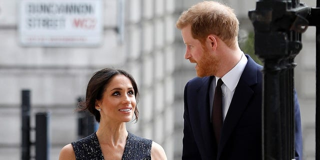Meghan Markle and Prince Harry are set to be married on May 19.