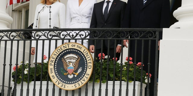 President Trump did not host a state dinner during his first year in office.