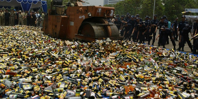 High taxes on alcohol have spawned a black market for booze in the world's most populous Muslim nation.