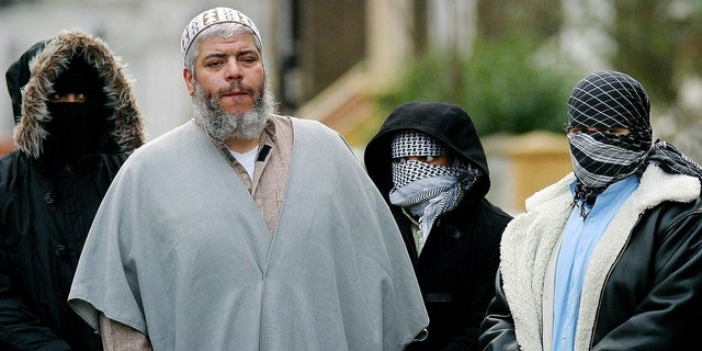 "Abu Hamza also said he believed his phone in his London home was being ""tapped"" by police."