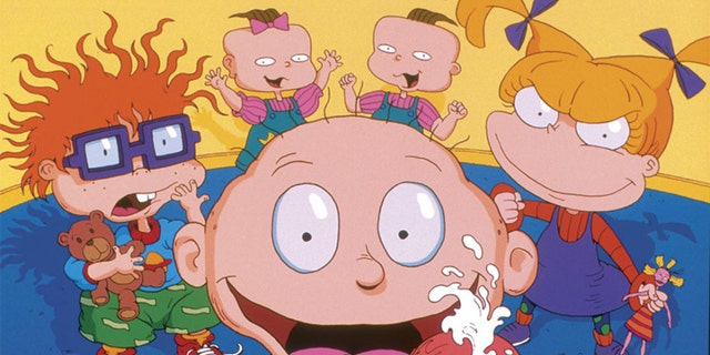 """""""Rugrats"""" first aired on Nickelodeon in 1991, ending in 2004."""