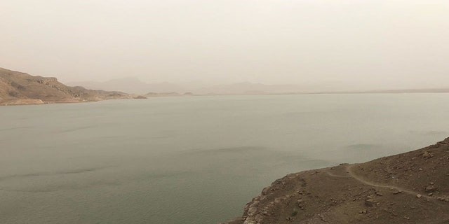Location of the Great Marib Dam, considered to be one of the world's greatest engineering marvels.