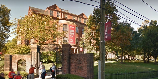 Rutgers University located in New Jersey.