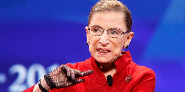 Ginsburg died Friday at the age of 87 from complications surrounding metastatic pancreas cancer.