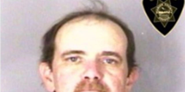 According to records, Houk was convicted in Oregon for felony sodomy.