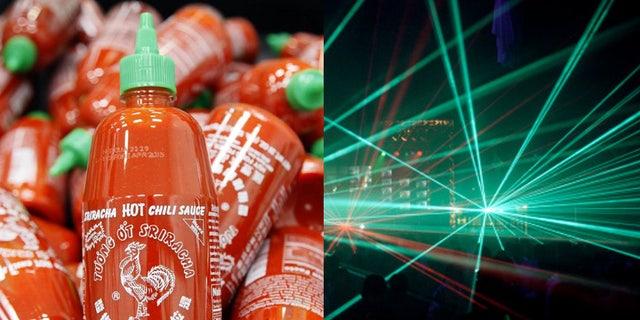 A new way to enjoy Sriracha.