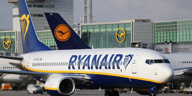 Ryanair calls for stricter alcohol regulations in airports.