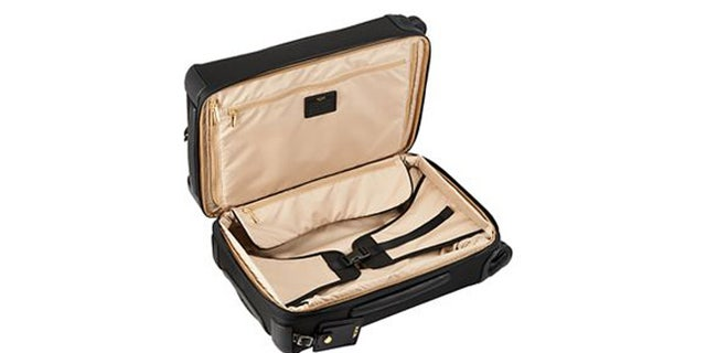 A versatile piece of luggage with plenty of room for extras.