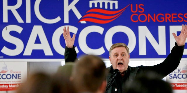 Recent polling for Tuesday's election has shown the race to be competitive, with Republican Rick Saccone and Democrat Conor Lamb running neck-and-neck.