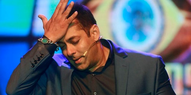 Salman Khan has had other brushes with the law including a drunken-driving, hit-and-run case.