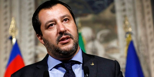 Italy's far-right Interior Minister Matteo Salvini gained his popularity at the polls this spring in large part due to his hard line on immigration. And in the past his response to the pope's pleas to accommodate migrants has been to ask how many refugees the Vatican has taken in.
