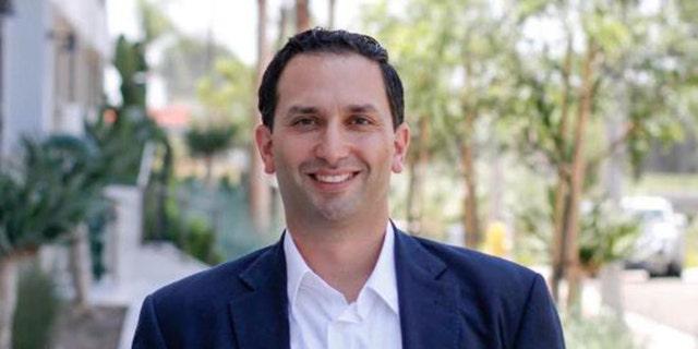 Former Obama administration employee Sam Jammal.