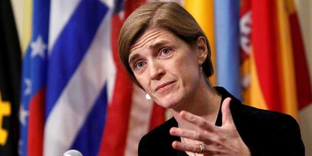 "Former U.S. Ambassador to the United Nations Samantha Power claimed she had ""no recollection"" of ever making a request to ""unmask"" Flynn."