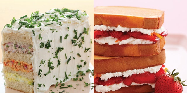 Sandwich Loaf/Pound Cake Sandwich
