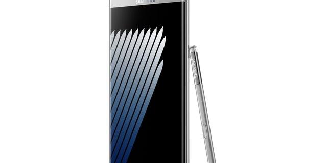Samsung Galaxy Note7 (Samsung).