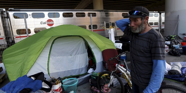 San Francisco Mayor Mark Farrell told the San Francisco Chronicle on Friday the city has gone from being compassionate towards the homeless population to enabling them.
