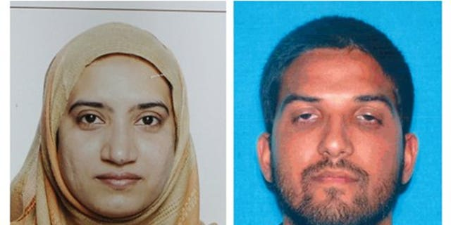 The married couple shot and killed 14 people in San Bernardino.