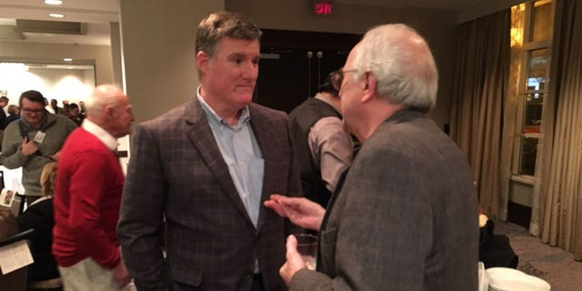 GOP State Sen. Andy Sanborn sees a chance at a pick-up in the open House seat in New Hampshire.