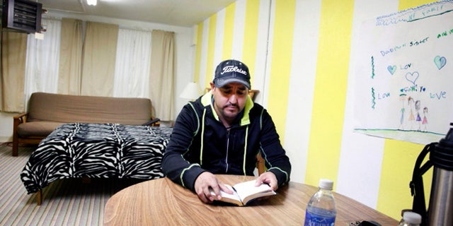 Mexican national Arturo Hernandez Garcia lived in the basement of First Unitarian Church in Denver for nine months last year, avoiding deportation and only emerging when immigration officials told him he was no longer a priority for deportation.
