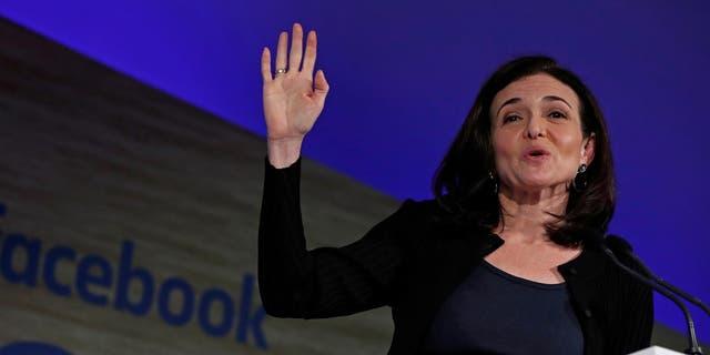 Facebook Photo Gallery of Sheryl Sandberg. (REUTERS / Yves Herman)