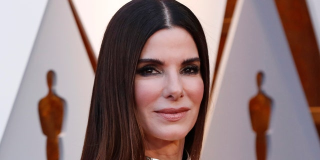 """Sandra Bullock is one of the finalists for """"Female Movie Star of 2018."""""""