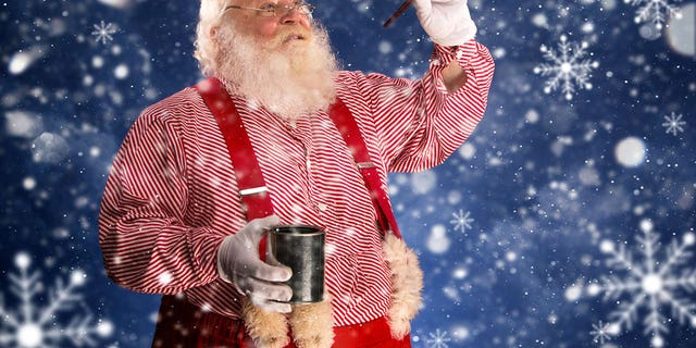 Suspenders: Keeping Santa's pants in place for decades.