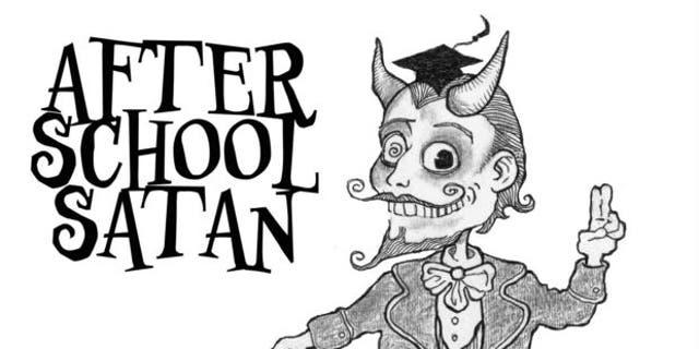 After School Satan logo