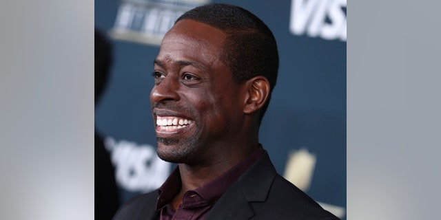 Sterling K. Brown arrives at the 6th annual NFL Honors at the Wortham Center on Saturday, Feb. 4, 2017, in Houston. (Photo by John Salangsang/Invision for NFL)