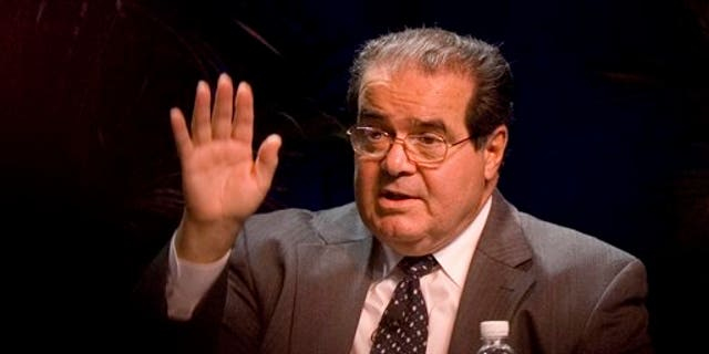 Scalia was found dead in his bed on Saturday at a luxury ranch where he was vacationing. (AP)