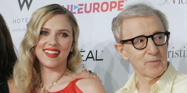 Scarlett Johansson was once slammed by fans on social media for defending Allen, for whom she starred in three films.