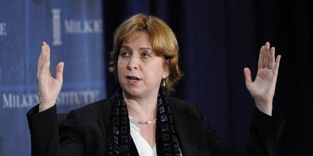 NPR President Vivian Schiller