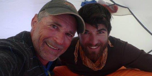Marty Schmidt and his son, Denali, were experienced climbers but succumbed to the treachery of K2. (Sequoia Di Angelo)