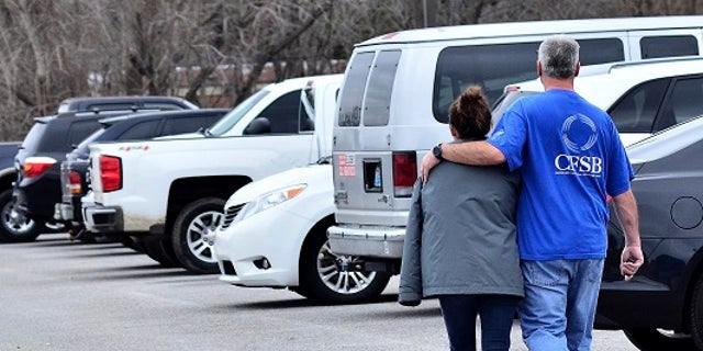 The school shooting rocked the small Kentucky community.