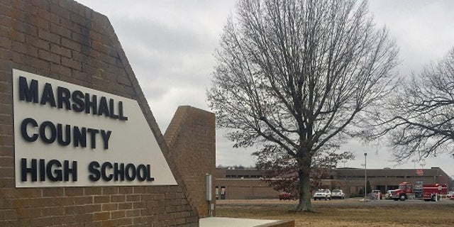 Tuesday's shooting at Marshall County High School killed at least two people and injured 18 others.