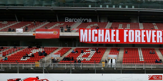 Ferrari and F1 fans still celebrate Schumacher's achievements.