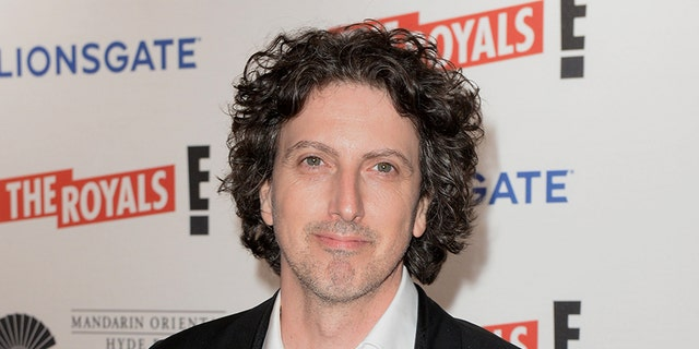 """Seen in the above file photo, creator and showrunner for """"The Royals,"""" was fired Thursday amid sexual assault allegations against him."""