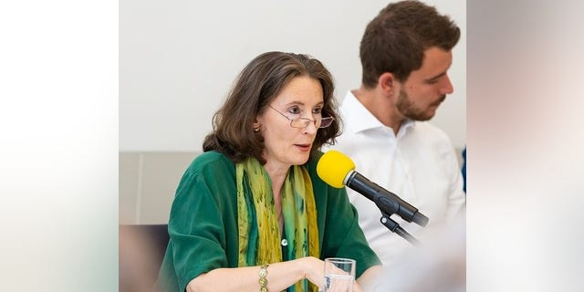 Monica Schwarz-Friesel Pictured), a professor of cognitive science at the Technical University in Berlin and an expert on anti-Semitism